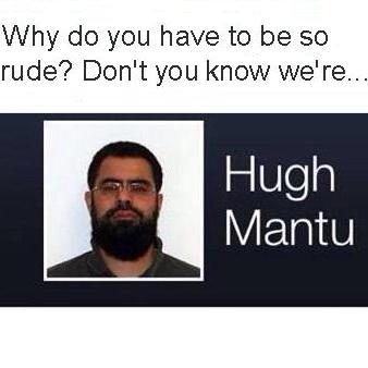 hughmantu facebook names know your meme,Name Memes