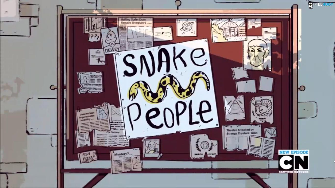 Resultado de imagem para snake people steven universe