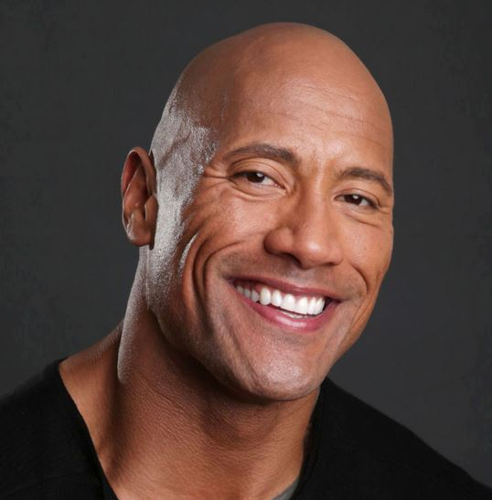 therock dwayne \