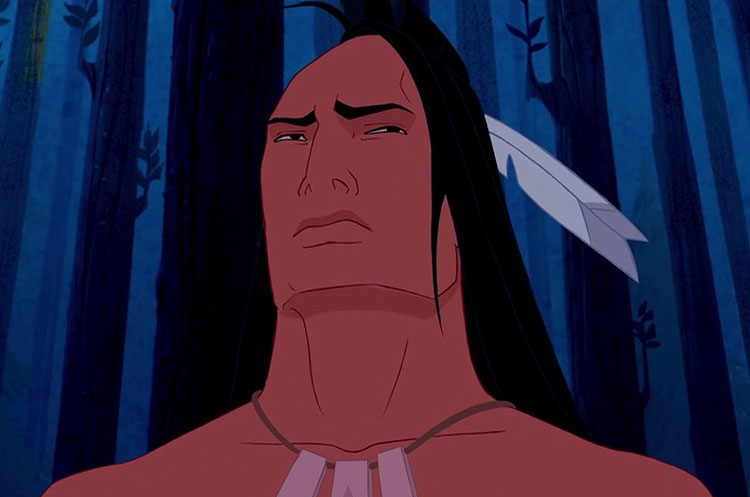 a response to pocahontas by disney Although pocahontas isn't from and doesn't marry  explore the world of the famous disney females skip to  one response to pocahontas (1995) katherine peña (@.