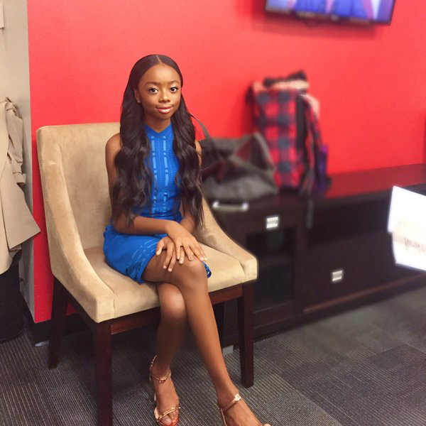 Petty Skai Jackson Skai Jackson Sitting Know Your Meme