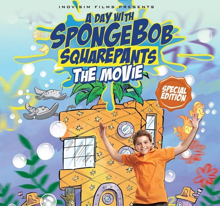 A day with spongebob squarepants the movie know your meme a day with spongebob squarepants the movie voltagebd Choice Image