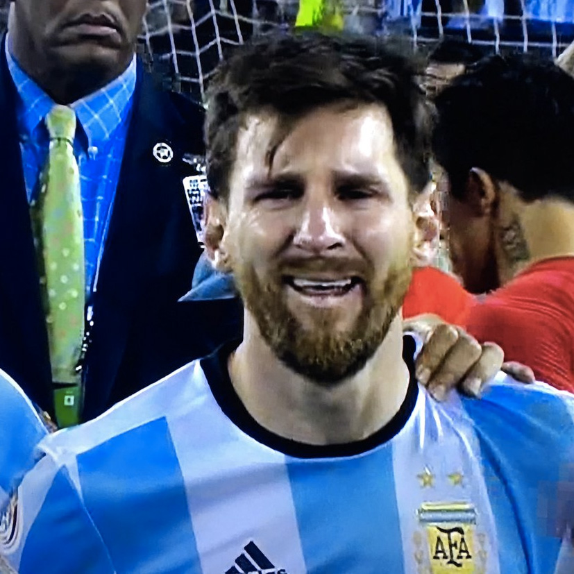 messi crying messi know your meme