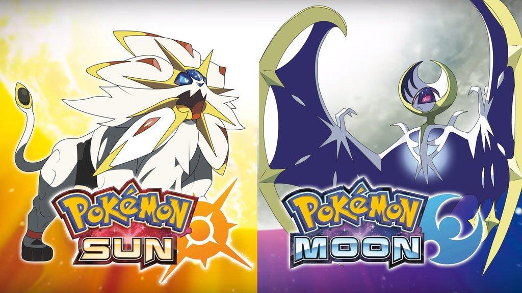 Pokemon Sun And Moon Wallpaper: Pokémon Sun And Moon