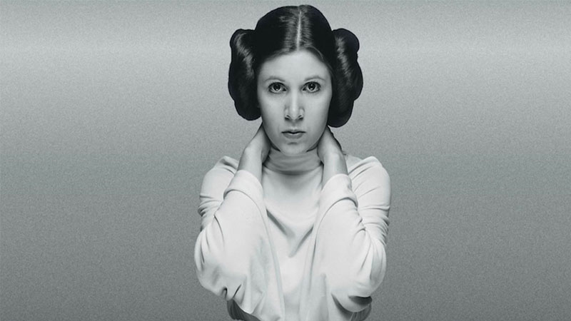 carriefishertribute princess leia know your meme