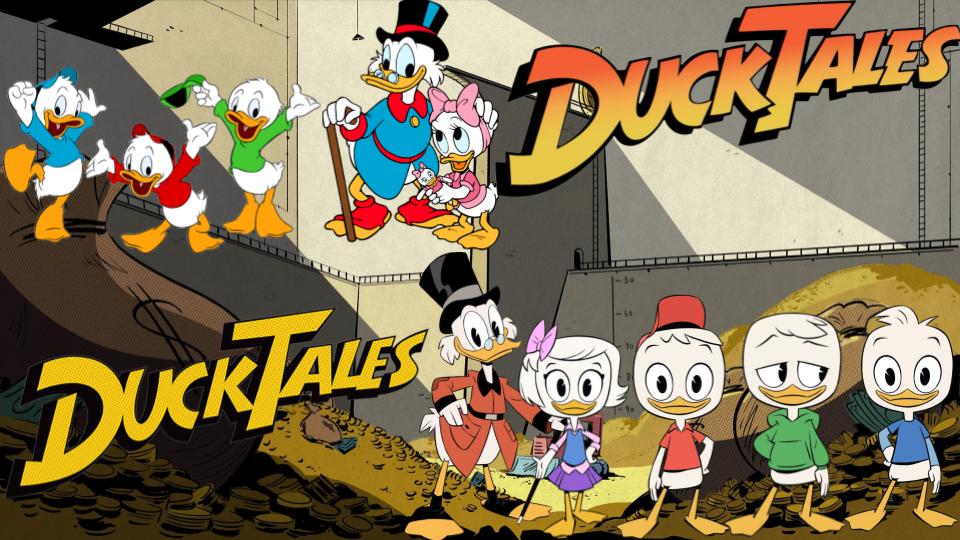 Ducktales Ducktales 2017 Know Your Meme