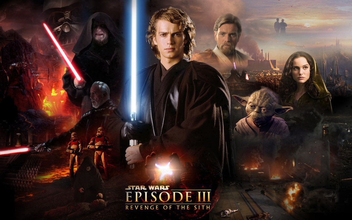 star wars episode iii revenge of the sith know your meme - Stars War