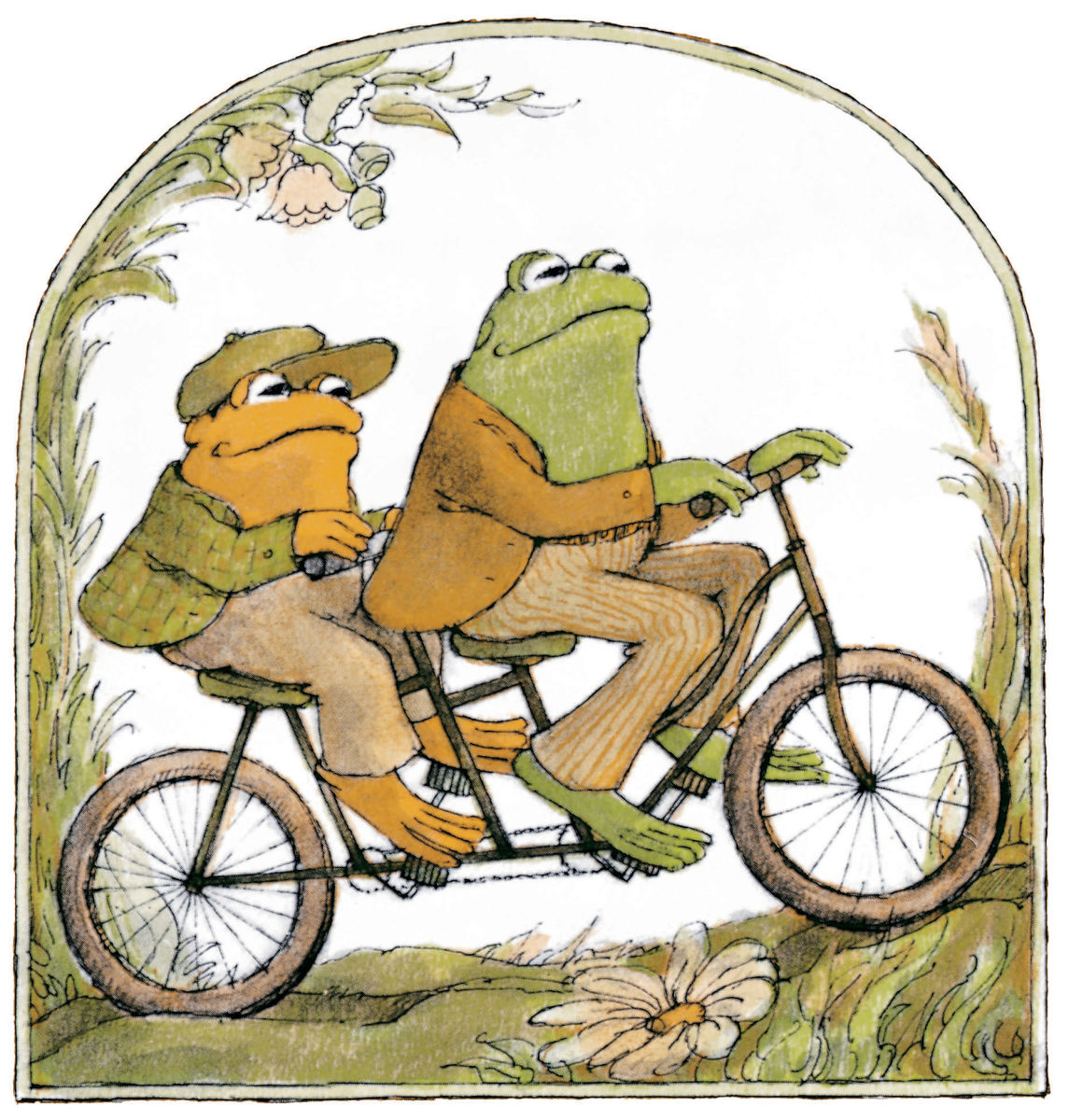 frog and toad know your meme