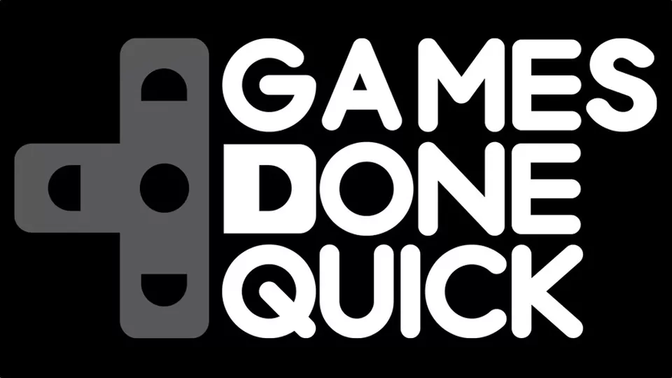 Games_Done_Quick_logo games done quick know your meme