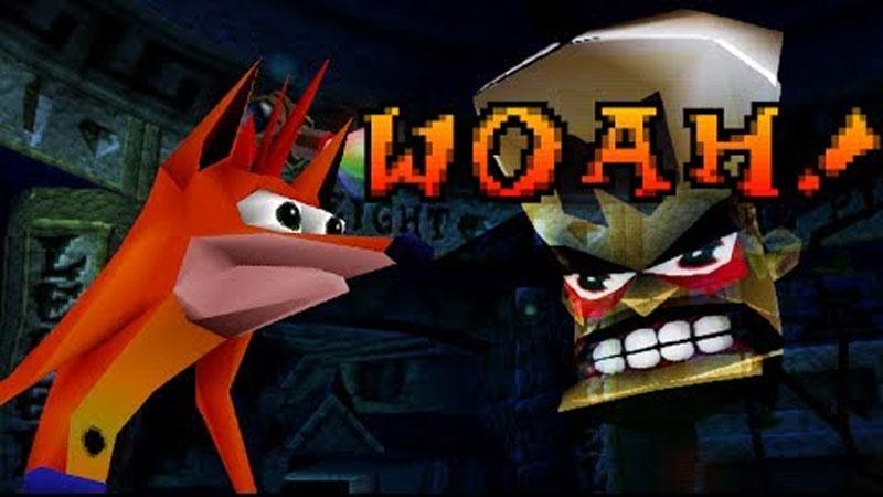 crashwhoaaa crash bandicoot \