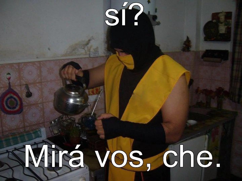 Skorpion scorpion cebando mate know your meme