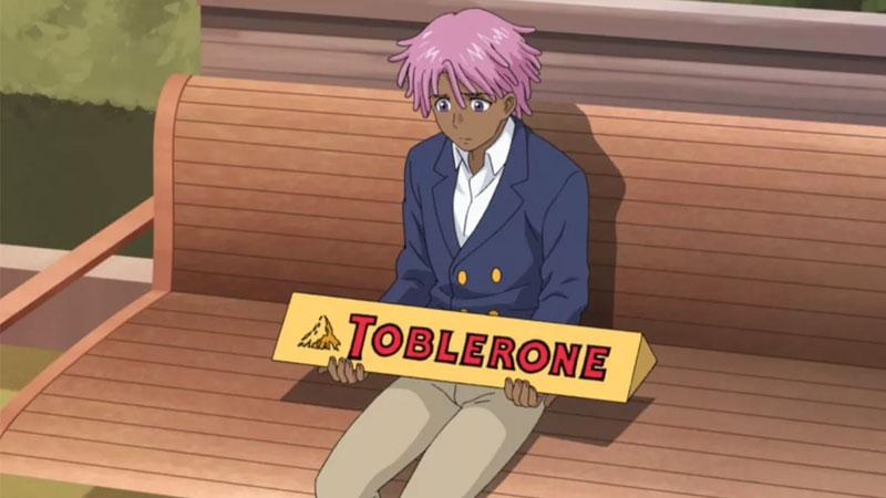Big Toblerone Know Your Meme