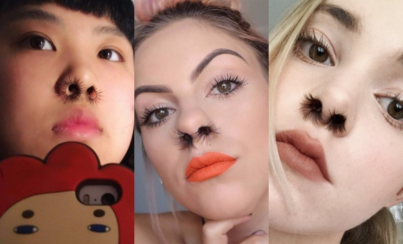 Nose hair extensions know your meme nose hair extensions urmus Image collections