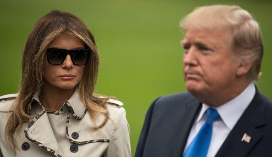 Fake Melania Trump Conspiracy