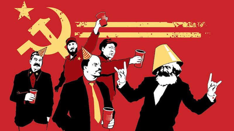 """the impact of the communist manifesto and the origin of species on american society The marxist tradition of historical writing in the  the mediterranean world, latin america, and  the german edition of the """"communist manifesto"""",."""
