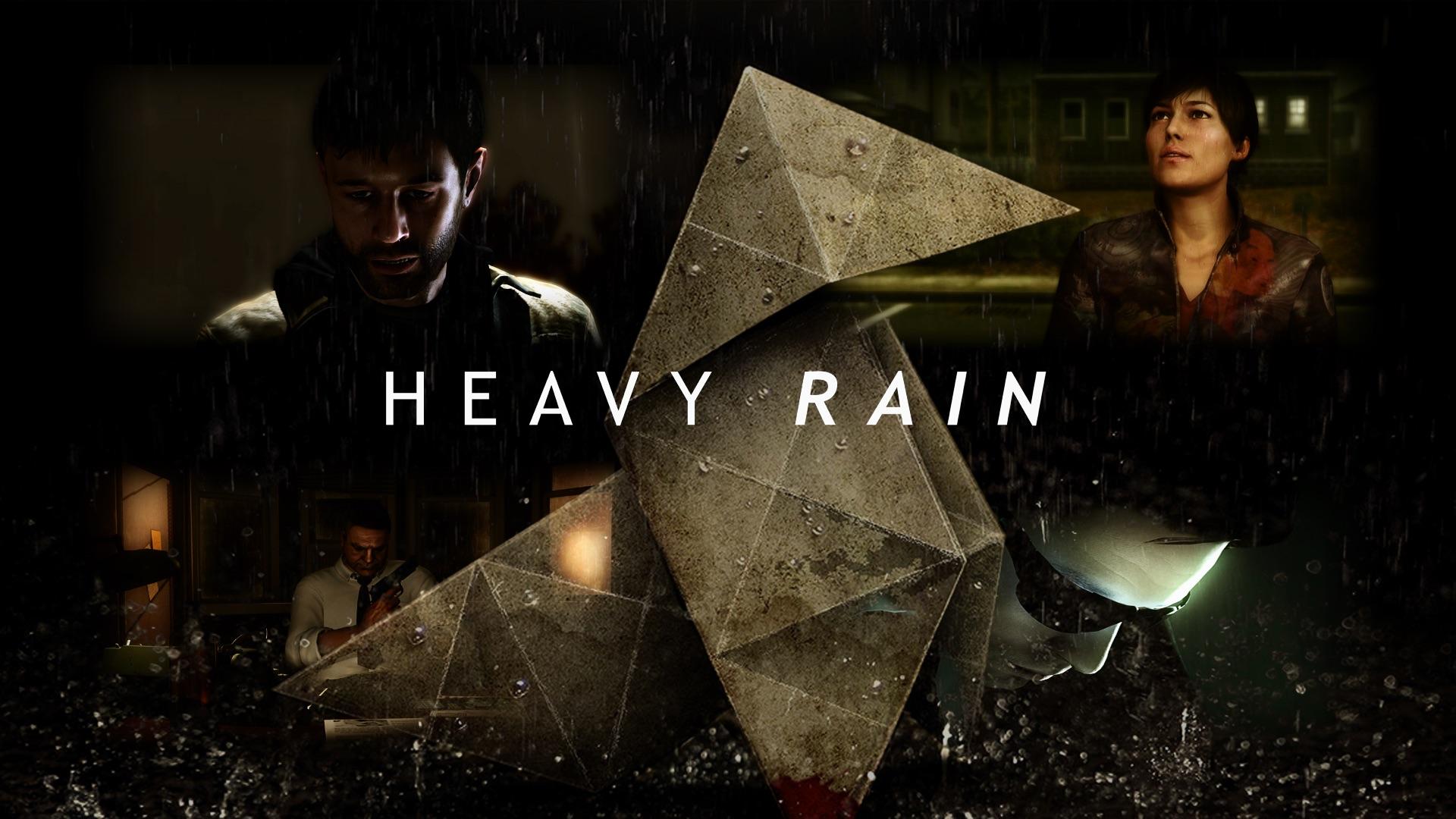 Heavy rain know your meme heavy rain jeuxipadfo Image collections