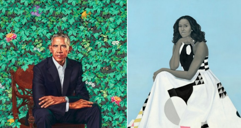 Image result for presidential portraits