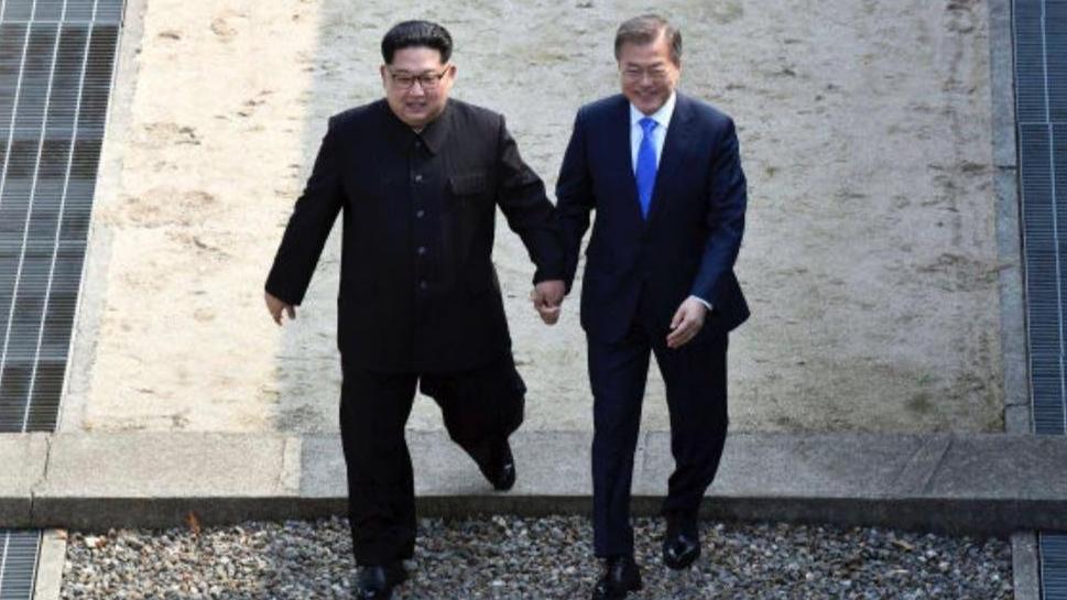 Kim Jong-un's Visit to South Korea