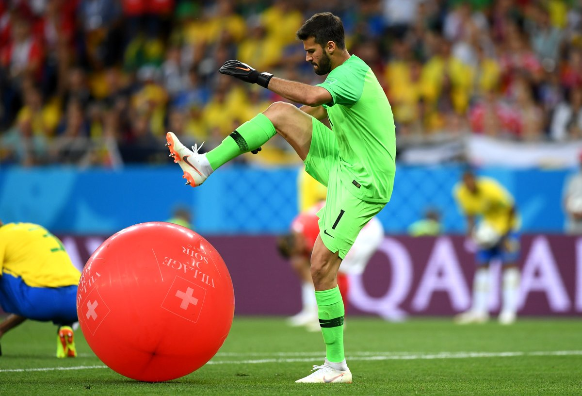 Image result for Alisson