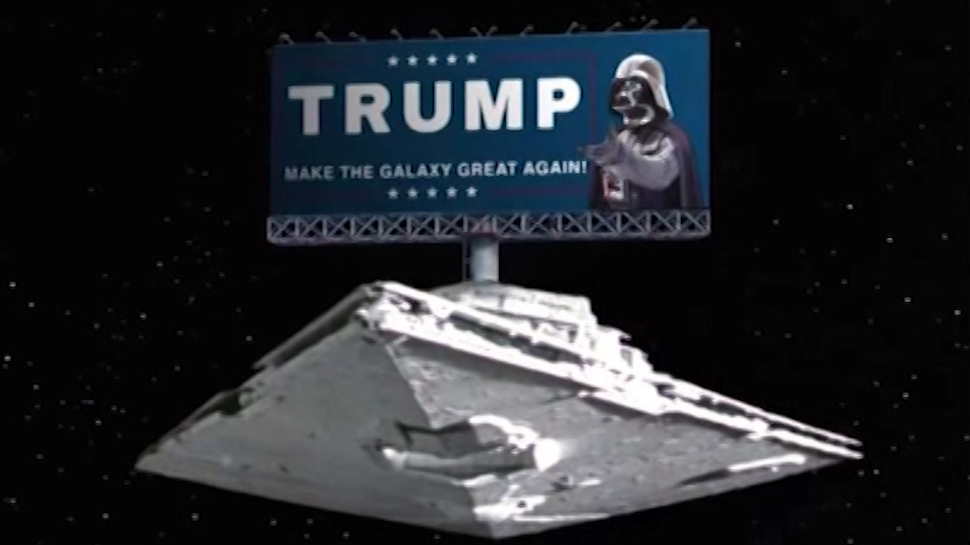 Trumps Space Force