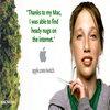 Ellen Feiss Apple Commercial Parodies