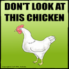 Don't Look At This Chicken