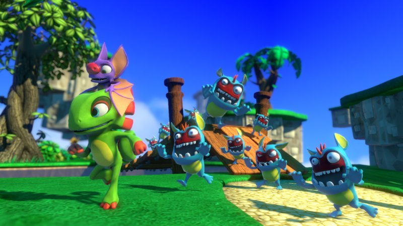 JonTron Booted From Yooka-Laylee