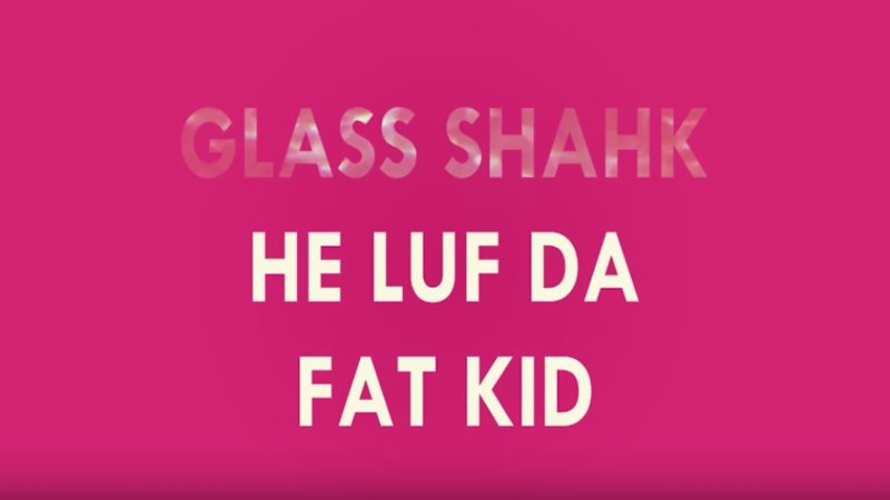 Look Out Fuh Duh Glass Shahk