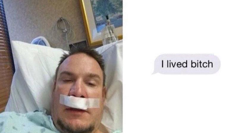 """""""I Lived Bitch"""" Survives"""