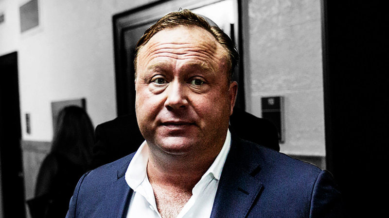 Alex Jones Loses Primary Custody of Children