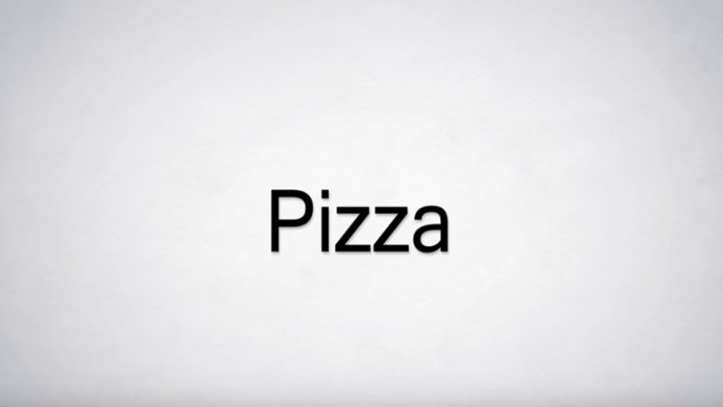 How to Pronounce Pizza