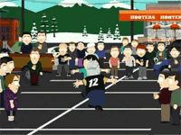 Come on Bro: South Park Edition