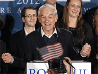 Ron Paul Gains Momentum in NH