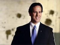 "Santorum's Anti-Romney Ad: ""Rombo"""