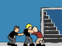 Bas Rutten's Swedish Bar Fight