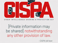 Here We Go Again: Anti-CISPA Protests