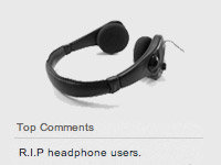 R.I.P. Headphone Users