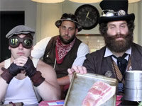Epic Meal Time: Steampunk Edition