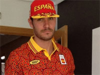 Spain's Olympic Uniform Kits