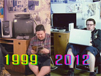 New Consoles, Then and Now
