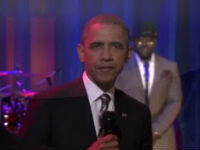 Barack Obama Slow Jams the News