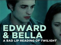 Bad Lip Reading: Twilight Edition