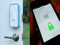 Lockitron Keyless Entry Mobile App