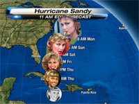The Internet Braces for Hurricane Sandy