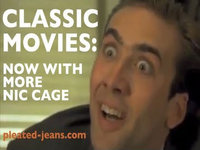 Classic Movies: Now With More Cage