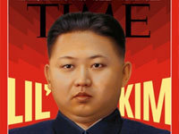 Kim Jong Un Tops Time Poll