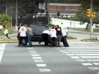 Road Safety PSA: Respect the Crosswalk!
