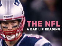 Bad Lip Reading: NFL Edition