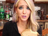 Thanks Obama: Jenna Marbles Edition