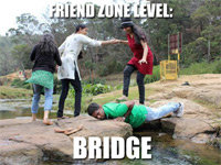 """Friend Zone"" is Now in the Dictionary"